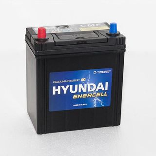 NS40R / 40B19R - 330CCA 12V MF CAR BATTERY HYUNDAI ENERCELL