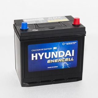55D23L / 75D23L - 550CCA 12V MF CAR BATTERY HYUNDAI ENERCELL