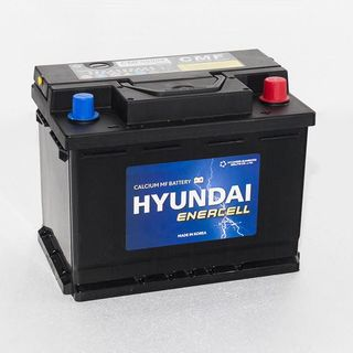 DIN55L / CMF55559 - 500CCA 12V MF EUROPEAN CAR BATTERY HYUNDAI ENERCELL