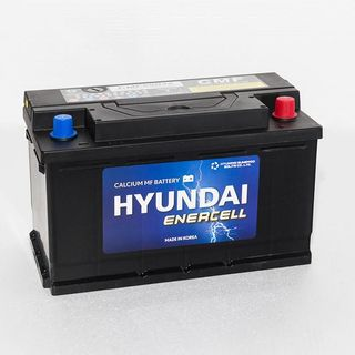 DIN77L / CMF59042 - 780CCA 12V MF EUROPEAN CAR BATTERY HYUNDAI ENERCELL