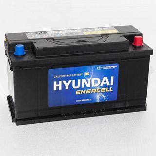 DIN100L / CMF61034 - 930CCA (SAE) / 850CCA (EN) 12V MF EUROPEAN CAR BATTERY HYUNDAI ENERCELL