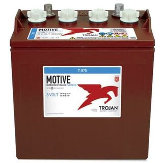 T-875 - 8V 170AH TROJAN DEEP CYCLE FLOODED BATTERY
