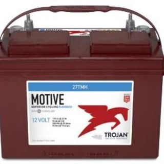 27TMH - 12V 115AH TROJAN DEEP CYCLE FLOODED BATTERY