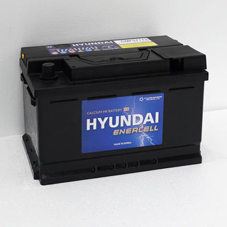 DIN65L / CMF57113 - 715CCA (SAE) / 650CCA (EN) 12V MF EUROPEAN CAR BATTERY HYUNDAI ENERCELL