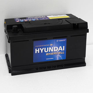 DIN75L / CMF58014 - 770CCA (SAE) / 700CCA (EN) 12V MF EUROPEAN CAR BATTERY HYUNDAI ENERCELL