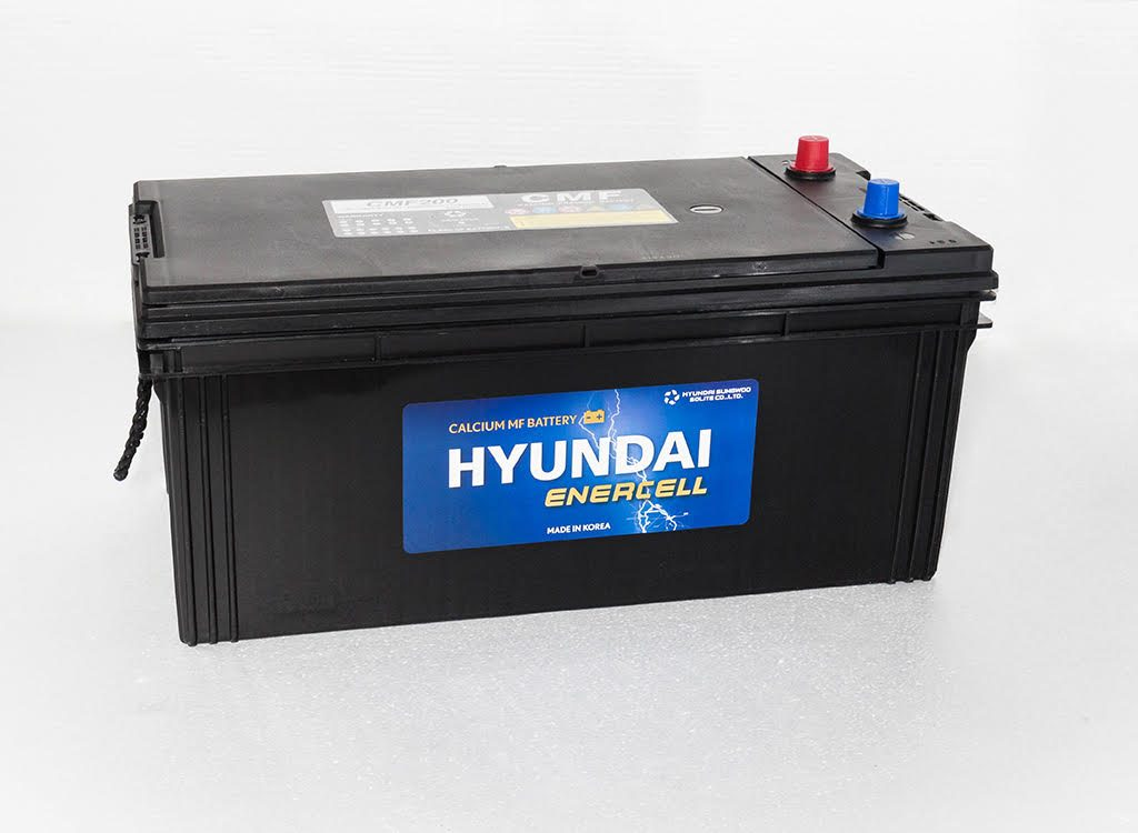 N200 / CMF200 - 1100CCA 12V COMMERCIAL BATTERY HYUNDAI ENERCELL