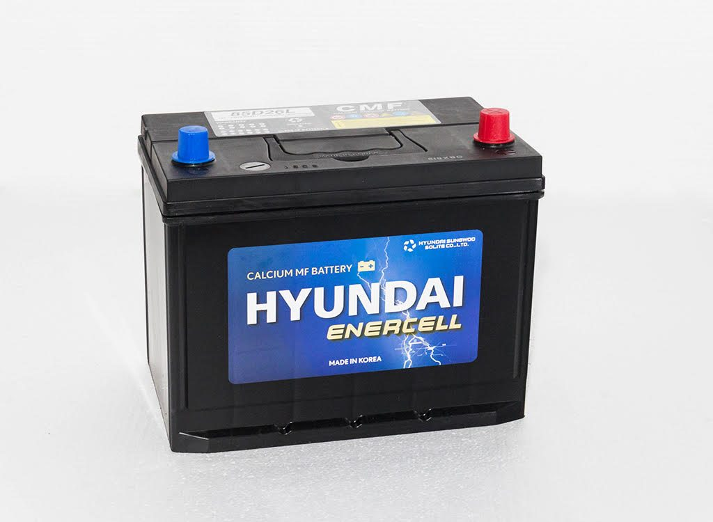 NS70L / 85D26L - 620CCA 12V MF COMMERCIAL BATTERY HYUNDAI ENERCELL